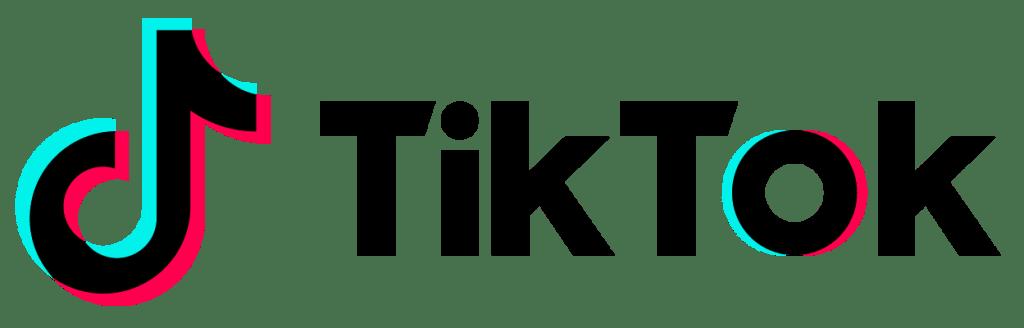 Tik Tok wordmark